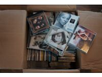 job lot cd ,around 100 pieces, take everything for 15 pounds