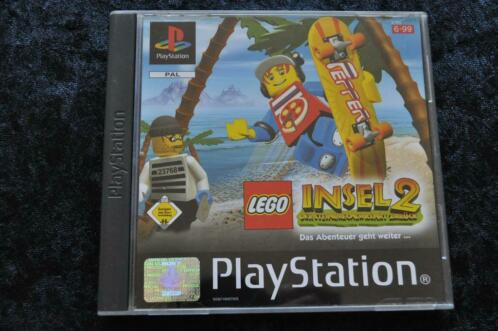 Lego Insel 2 Playstation 1 PS1