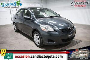 2012 Toyota Yaris BERLINE * AUTO * AC * SEULEMENT 38759 KM *