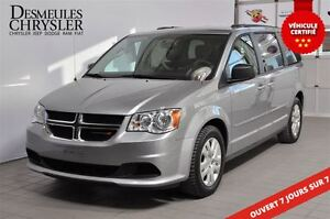 2016 Dodge Grand Caravan SXT**STOW-&-GO**BLUETOOTH