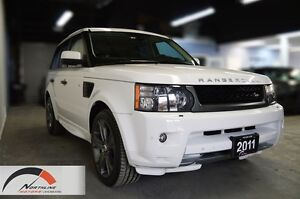 2011 Land Rover Range Rover Sport Supercharged/ FULLY LOADED/ Na