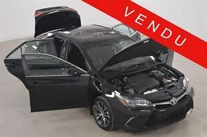 2016 Toyota Camry XSE V6 (Démonstrateur)