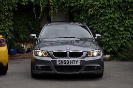 BMW 320D M SPORT FACELIFT PAN ROOF not 330d 335d 520d 535 audi a3 a4 s line s3 golf gtd gti c220 amg
