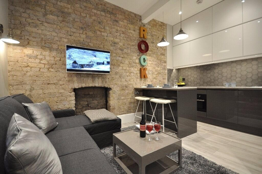 **Modern flats in Central London ** All bills & Wi-Fi included** close to tube