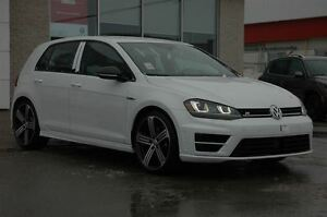 2017 Volkswagen Golf R 2.0 TSI + DSG + TECHNOLOGY PACKAGE