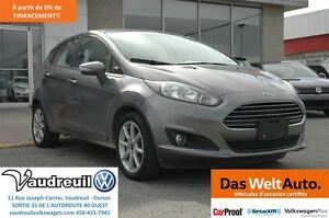 2014 Ford Fiesta SE + MAGS 16` + BLUETOOTH + TOIT OUVRANT