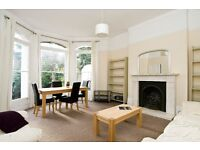 Edith Road - Bright and spacious 2 double bedroom garden flat