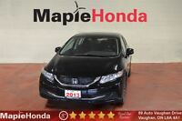 2013 Honda Civic EX Black on Black, Sunroof, Options!