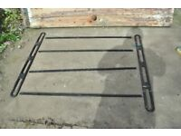 Roof rack to fit most cars (fits on to roof bars)
