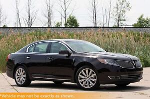 2016 Lincoln MKS EcoBoost, Navi, Heated Leather, MoonRoof, LOW K