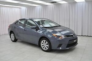 2014 Toyota Corolla LE ECO SEDAN w/ BLUETOOTH, HTD SEATS & A/C