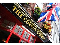 Bar Staff - Full and Part time positions