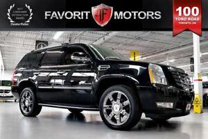 2012 Cadillac Escalade AWD FLEX FUEL | 7-PASSENGER | NAV | BACK