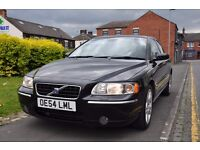 VOLVO S60 2.0 T SE 4DR PETROL ( FULL SERVICE HISTORY, LEATHER SEATS)