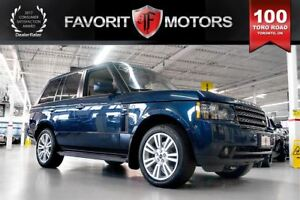 2012 Land Rover Range Rover HSE AWD SuperCharged | NAV | BACK-UP