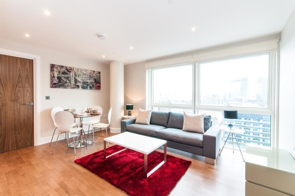2 bedroom flat in Crawford Building, Whitechapel High Street, Aldgate E1