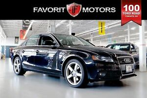 2011 Audi A4 2.0T Premium QUATTRO | MOONROOF | BLUETOOTH*