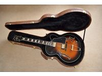 Ibanez Artcore AFJ95 Jazz Archtop Guitar with hard case