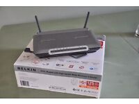 Belkin ADSL Modem wireless G Router