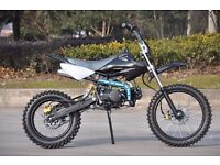 New 125cc Dirtbikes Free mainland uk delivery