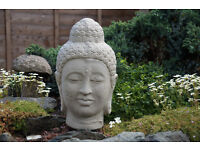 A Great Large Buddha Head