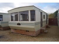 Static Two Bedroom Caravan