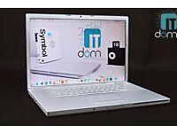 FOR SALE|| 17'' Apple Macbook A1229|| Core 2 Duo 2.40Ghz|| 320GB|| 4GB RAM|| EL Capitan OSX