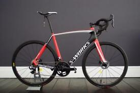 As New Specialized S-Works Tarmac