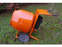 Used Belle Cement Mixer for sale.
