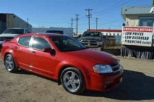 2011 Dodge Avenger SXT | Heated Seats | Sunroof |