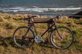 Bike - lightweight, fully working