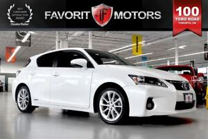 2011 Lexus CT 200h Hybrid | LTHR | NAV | BACK CAM | HEATED SEATS