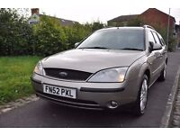 FORD MONDEO 2.0 TDCI GHIA 5DR DIESEL(FULL SERVICE HISTORY)