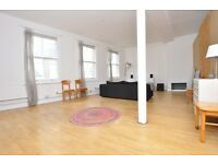 Large Warehouse Conversion Live/Work Studio on Curtain Road/Shoreditch