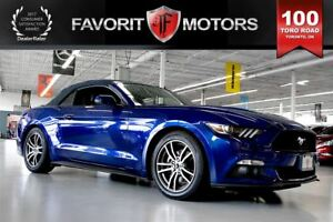 2015 Ford Mustang EcoBoost Premium   CONVERTIBLE   CLIMATE SEATS