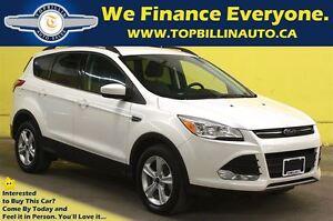 2014 Ford Escape 4WD, NAVIGATION, Back-up Camera, Only 92 Kms