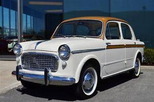 1959 Fiat 1100H
