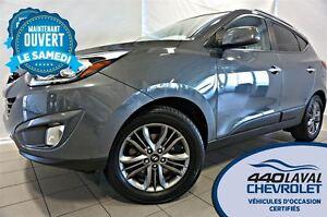 2014 Hyundai Tucson **RÉSERVÉ**GLS*AWD*BLUETOOTH*TOIT PANO*