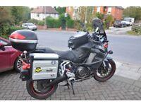 2011 Yamaha XT1200 Z Super Tenere+Luggage+Tuned +Touring extras