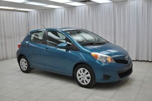 2014 Toyota Yaris LE 5DR HATCH w/ BLUETOOTH, A/C, POWER W/L/M &