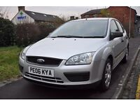FORD FOCUS 1.8 TDCI LX 5DR ( PART SERVICE HISTORY)