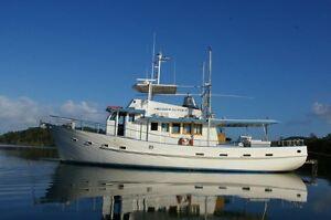 1990 54' Masters Long Range Coastal Cruiser Port Stephens Area Preview