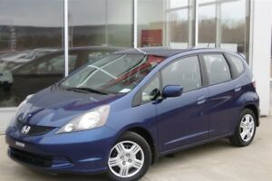 2013 Honda Fit LX (A5)