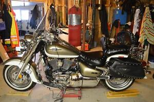 Suzuki C90T Motorcycle