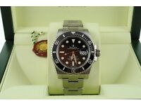 Rolex Submariner Date Just serviced. Two year warranty