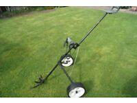 2 golf trolleys available