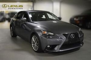 2015 Lexus IS 250 NAVIGATION, BACK UP CAMERA, AWD