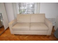 Sofa bed from furniture village