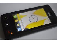 LG KP500 Cookie Smart Phone Unlocked to all Networks