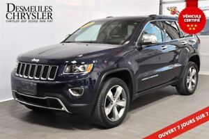 2016 Jeep Grand Cherokee LIMITED**TOIT*20 POUCES**